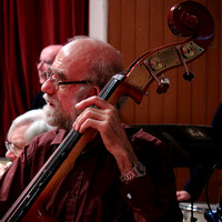 Roger Bush (double bass)