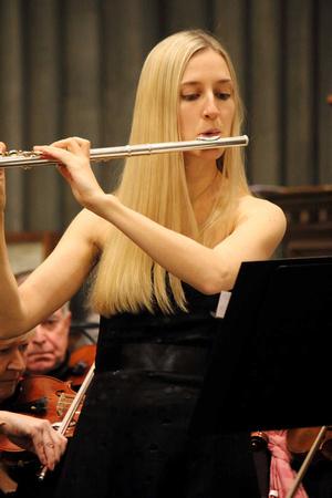 Helen Bartosinski, flautists